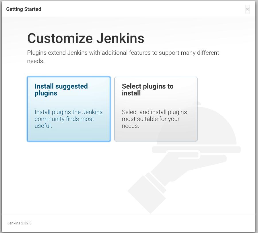 jenkins init 2